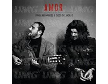 Israel Fernández & Diego del Morao - Amor (Vinilo LP)