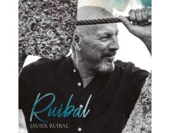"""Javier Ruibal """"Ruibal"""" - Libro disco"""