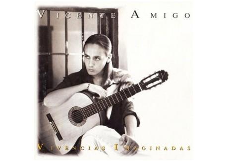 Vicente Amigo - Vivencias imaginadas (Vinilo LP) Nueva edición