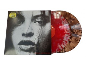 Rosalía - Los Angeles (Vinilo 2LPs) Edición limitada RSD 2020