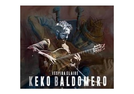 Keko Baldomero - Respira el aire (CD)
