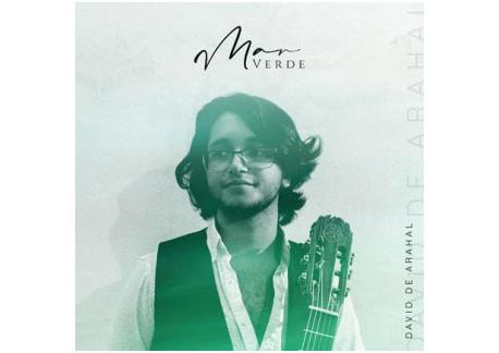 David de Arahal - Mar verde (CD)