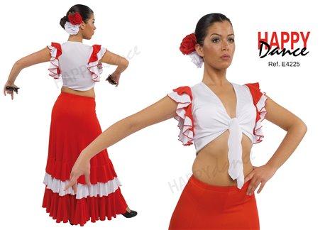 Cuerpo flamenco E4225