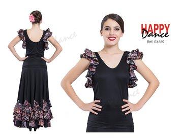 Cuerpo flamenco E4559