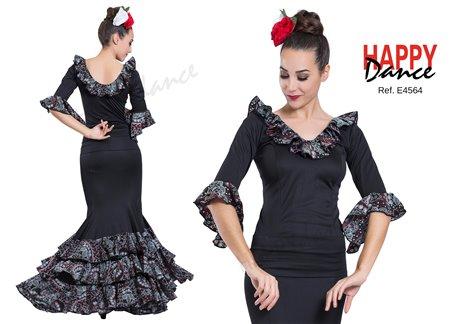 Cuerpo flamenco E4564