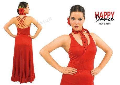 Cuerpo flamenco E4566