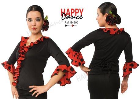 Chaqueta flamenco E4290
