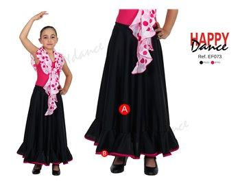 Falda flamenco EF073
