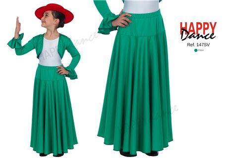 Falda flamenco 147SV
