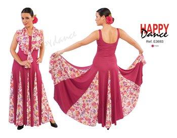 Vestido Flamenco E3693