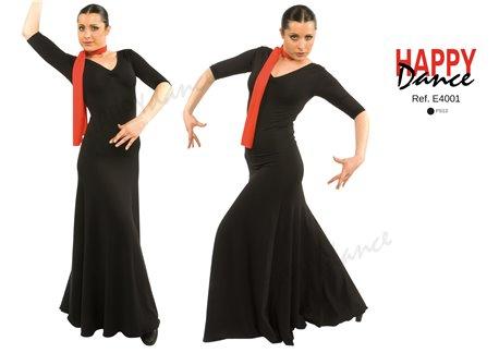 Vestido Flamenco E4001