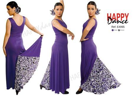 Vestido Flamenco E4065