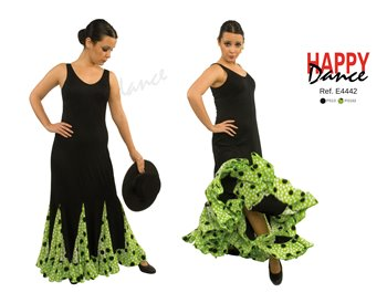 Vestido Flamenco E4442