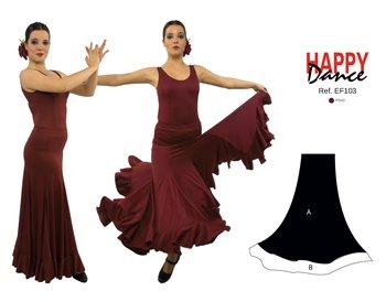 Falda flamenco EF103