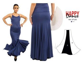 Falda flamenco EF126