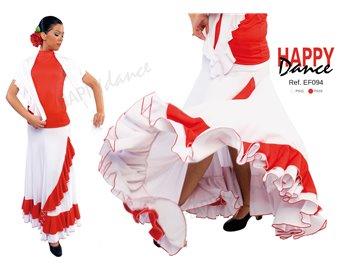 Falda flamenco EF094