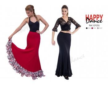 Falda flamenco EF251