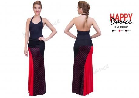 Falda flamenco EF286