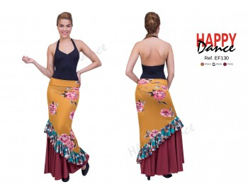 Falda flamenco EF130