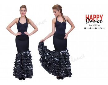 Flamenco skirt EF226