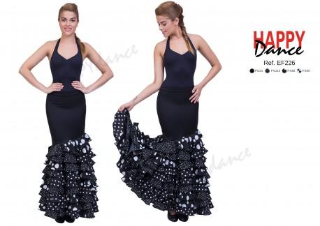 Falda flamenco EF226