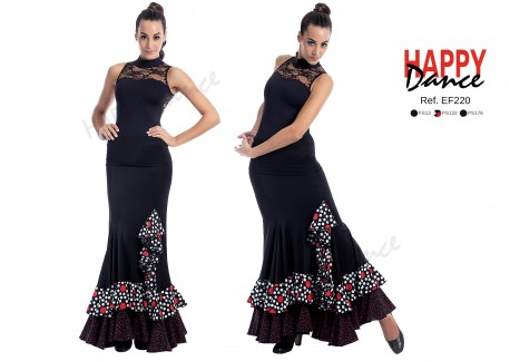 Falda flamenco EF220