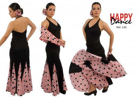 Falda flamenco 145