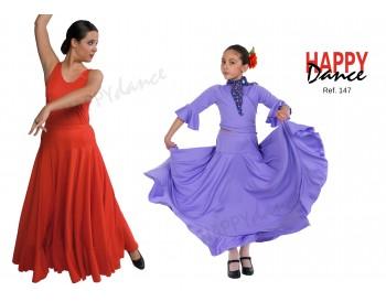 Falda flamenco 147