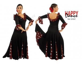 Falda flamenco EF007