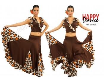 Falda Flamenco EF013