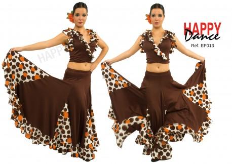 Flamenco skirt EF013