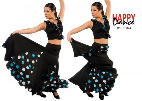 Falda flamenco EF024