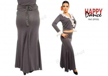 Falda flamenco EF031