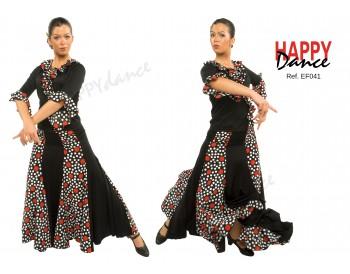Falda flamenco EF041