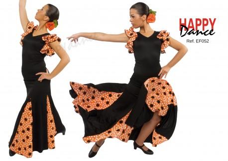 Falda flamenco EF052