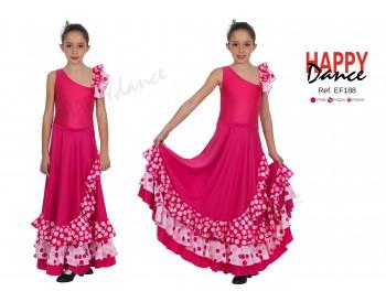 Falda flamenco EF188-E3915