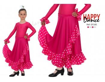 Falda flamenco EF165