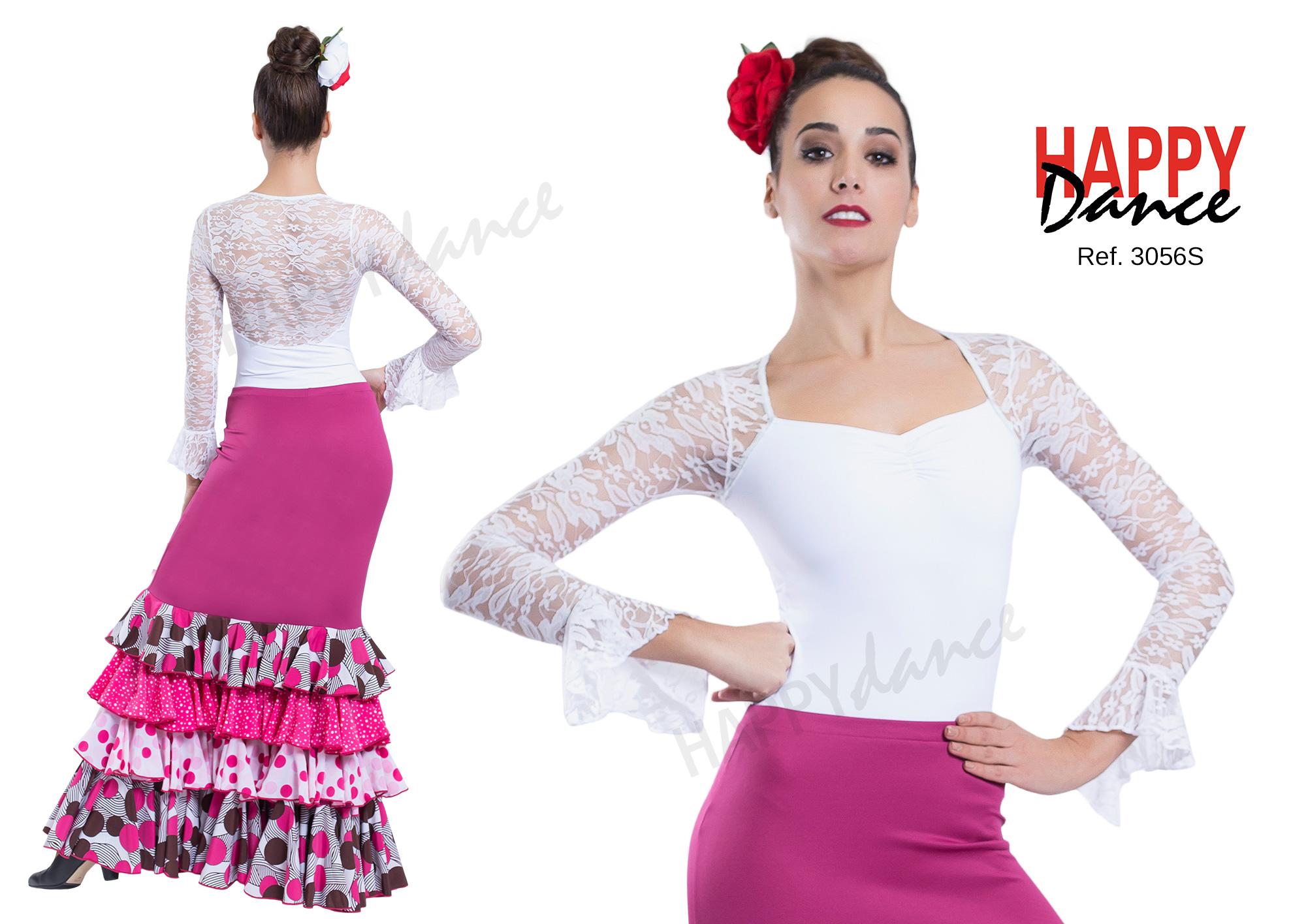 Maillot de flamenco