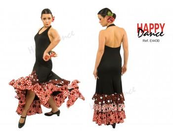 Vestido Flamenco E4430