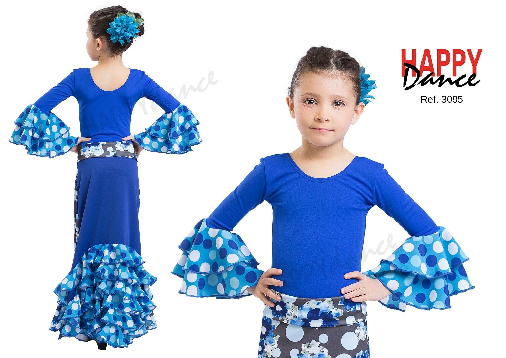 Maillot flamenco