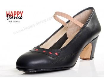 Zapato flamenco 577-052P