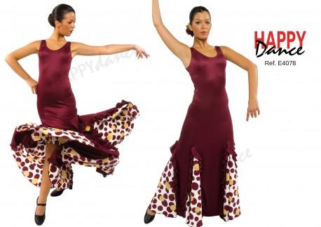 Flamenco Dress E4078