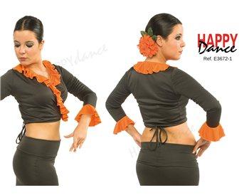 Chaqueta flamenco
