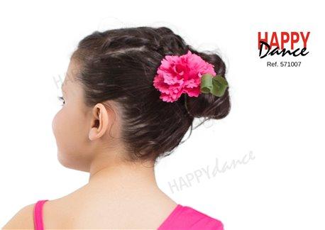 Flor clavel pequeño
