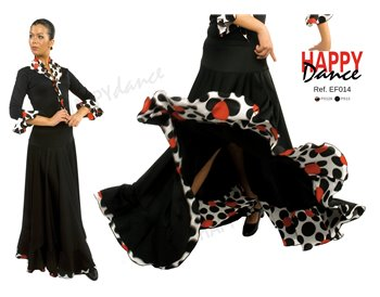 Flamenco skirt EF014