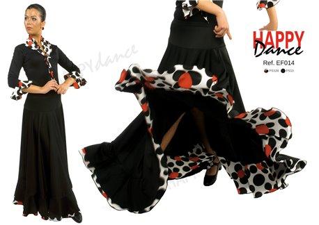 Falda flamenco EF014
