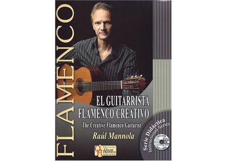 El guitarrista flamenco creativo - Raúl Mannola