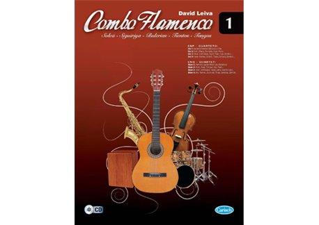 Combo Flamenco v.1 Soleá, Seguiriyas, Bulerias Tientos Tango