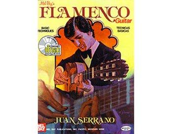 Técnicas básicas de Guitarra flamenca