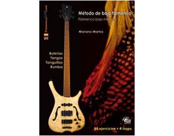 Método de Bajo Flamenco v 1. Libro + CD